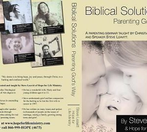 Biblical Parenting Series